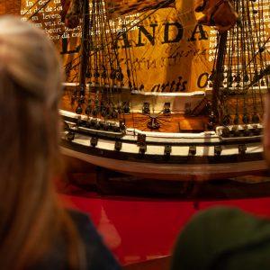 Zeeuws slavenschip in het muZEEum